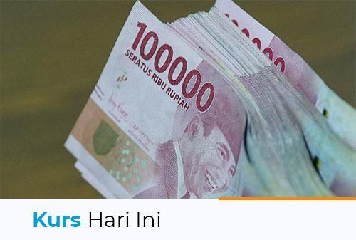 Kurs Dollar Hari Ini 29 Juli 2021