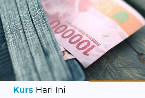 Kurs Dollar Hari Ini 30 Juli 2021
