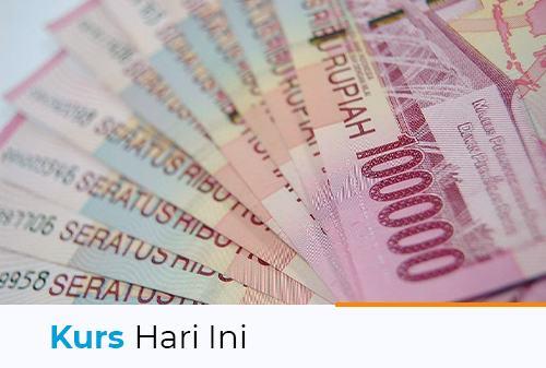 Kurs Dollar Hari Ini 2 Agustus 2021