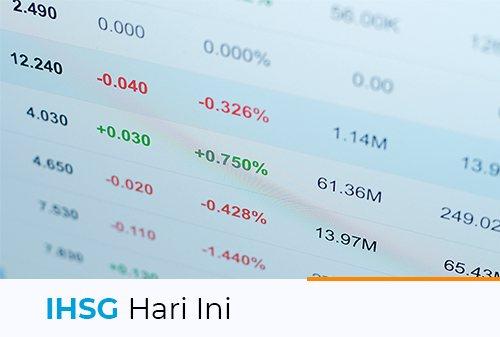 IHSG Hari Ini 30 Juli 2021