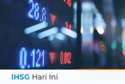 IHSG Hari ini 10 Mei 2021