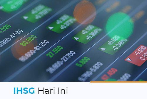 IHSG Hari ini 11 Mei 2021