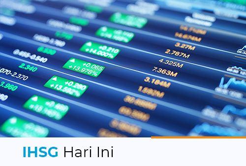 IHSG Hari ini 7 Mei 2021