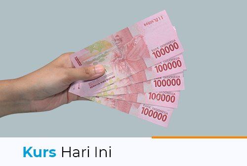 Kurs Dollar Hari Ini 17 Mei 2021