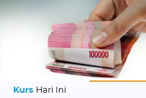 Kurs Dollar Hari Ini 22 Juli 2021