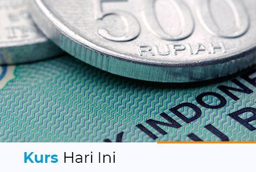 Kurs Dollar Hari Ini 23 Juli 2021