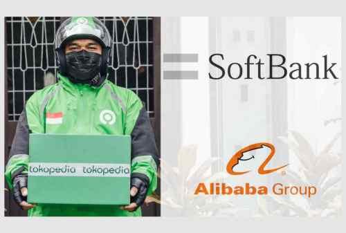Terkuak! Alibaba dan SoftBank Jadi Pemilik Saham Terbesar GoTo