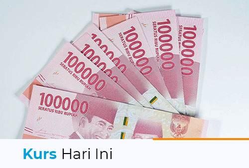 Kurs Dollar Hari Ini 3 Agustus 2021