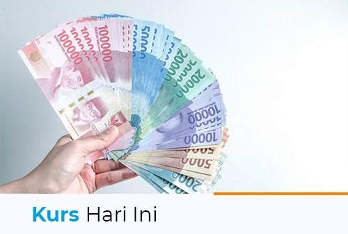 Kurs Dollar Hari Ini 4 Agustus 2021