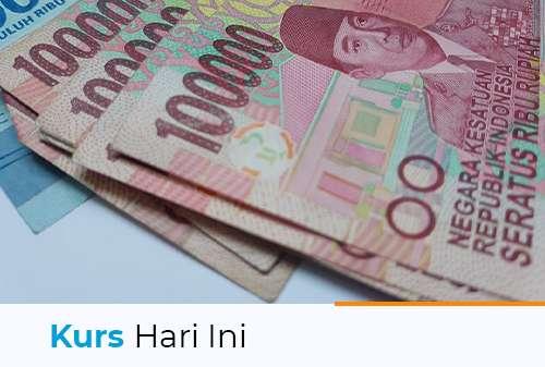 Kurs Dollar Hari Ini 5 Agustus 2021