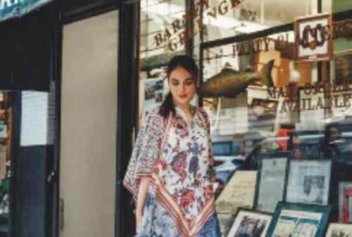Tampil di Bazaar, Segini Harga Outfit Luna Maya – Perencana Keuangan Pertama Yang Tercatat OJK