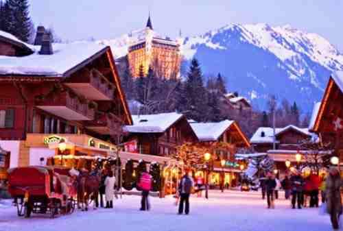Ingin Traveling ke Swiss? Berapa Total Biaya yang Harus Disiapkan?