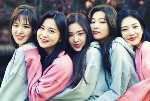 Kisah Perjalanan Karier Girl Group Korea Red Velvet
