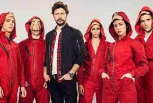 Money Heist, Serial yang Gagal Di Spanyol, Sukses Di Dunia